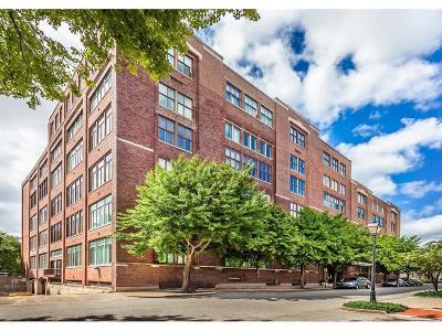 Indianapolis Condo/Townhouse For Sale: 430 North Park Avenue #511