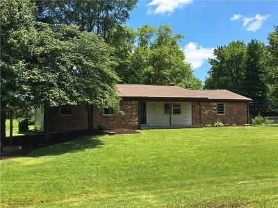 Greenfield Single Family Home For Sale: 913 North Meadows Lane