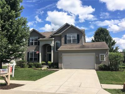 Noblesville Single Family Home For Sale: 18726 Mill Grove Drive