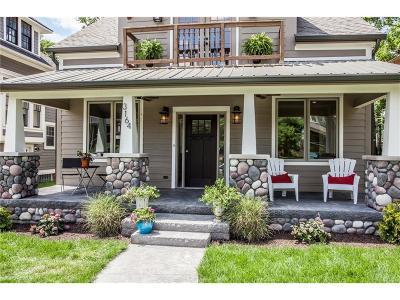 Indianapolis Single Family Home For Sale: 3164 Washington Boulevard
