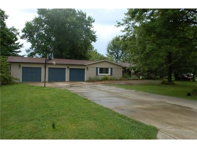 Fairland Single Family Home For Sale: 10064 North 850 W