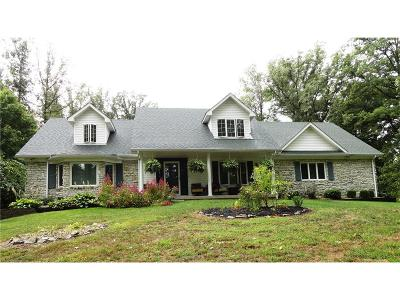 Greensburg  Single Family Home For Sale: 1655 West Shady Lane