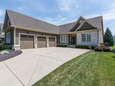 Fishers Single Family Home For Sale: 12995 Saxony Boulevard