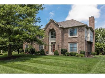Carmel Single Family Home For Sale: 2742 Maralice Drive