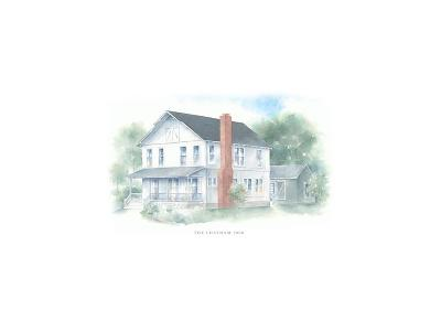 Parke County Single Family Home For Sale: Tc Steele Vista Drive