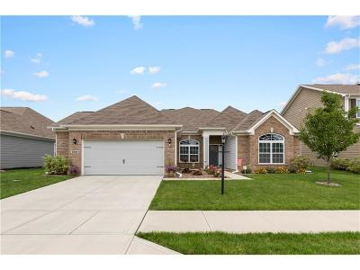 Zionsville Single Family Home For Sale: 6344 Silver Maple Way