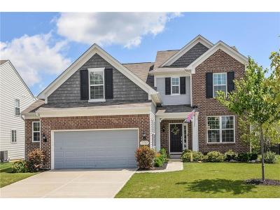 Fishers Single Family Home For Sale: 12797 Rotterdam Road