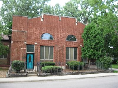 Indianapolis Multi Family Home For Sale: 2520 East 12th Street