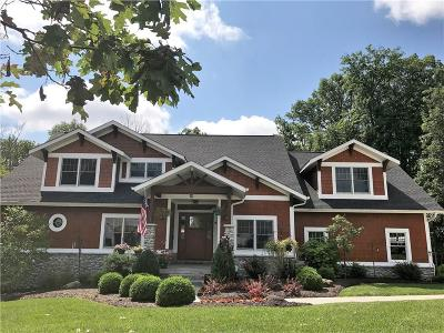 Single Family Home For Sale: 8225 Cliffrose Court
