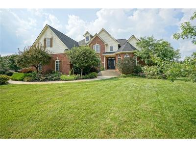 Fishers Single Family Home For Sale: 16266 Remington Drive