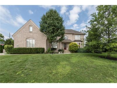 Carmel Single Family Home For Sale: 4830 Skipping Rock Court