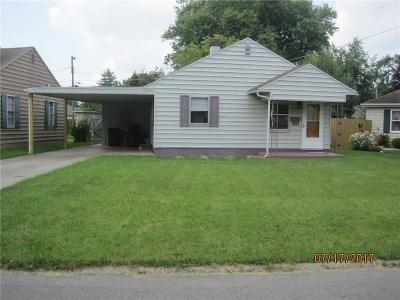 Delaware County Single Family Home For Sale: 2601 South Sycamore Avenue