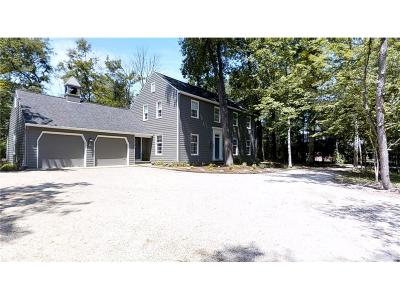Single Family Home For Sale: 6458 North Ewing Street N