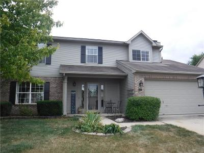 Avon Single Family Home For Sale: 7653 Gold Coin Drive