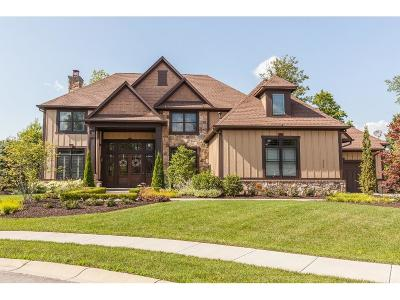 Westfield Single Family Home For Sale: 4462 Majestic Oak Court
