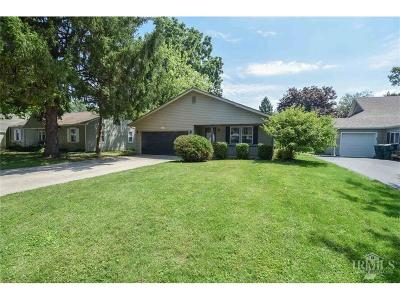 Delaware County Single Family Home For Sale: 606 North McKenzie Street
