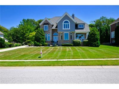 Mc Cordsville, Mccordsville Single Family Home For Sale: 10042 Springstone Road