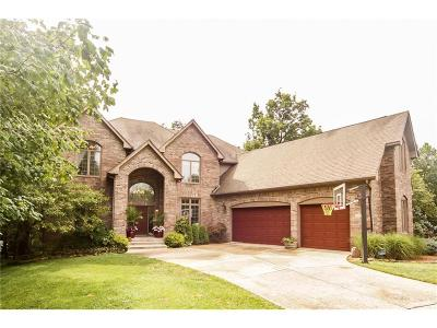 Mc Cordsville, Mccordsville Single Family Home For Sale: 10312 Middlebrook Court