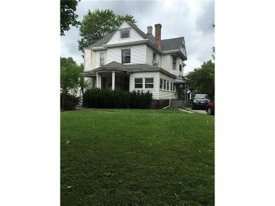 Anderson Single Family Home For Sale: 306 West 8th Street