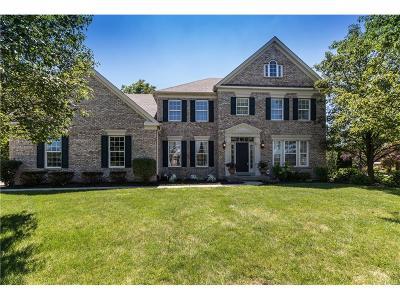 Carmel Single Family Home For Sale: 1397 Kingsgate Drive