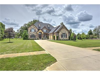 Hendricks County Single Family Home For Sale: 7269 Walnut Creek Crossing