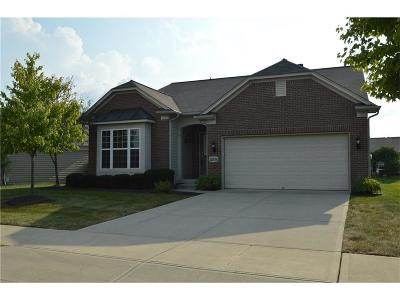 Fishers Single Family Home For Sale: 12978 Oxbridge Place
