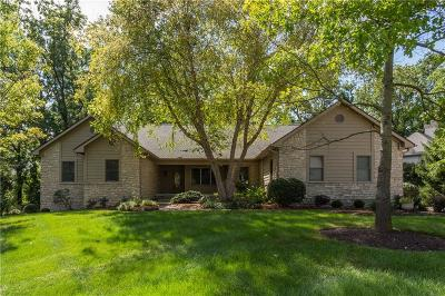 Zionsville Single Family Home For Sale: 9739 Irishmans Run Lane