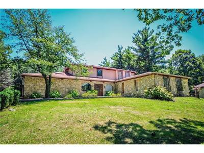 Carmel Single Family Home For Sale: 11711 Rolling Springs Drive