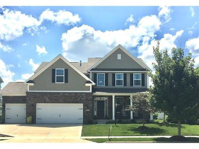 Noblesville Single Family Home For Sale: 6199 Burleigh Place