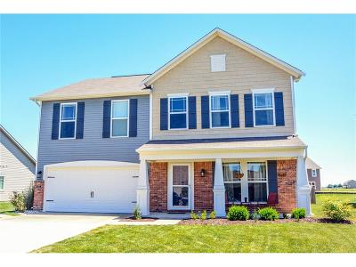 Mc Cordsville Single Family Home For Sale: 6177 North Woodhaven Drive