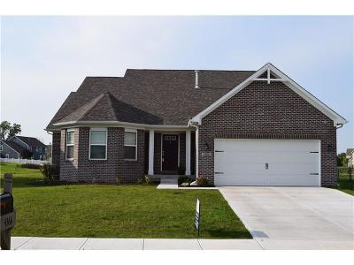 New Palestine Single Family Home For Sale: 4366 West Havens Drive