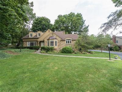 Single Family Home For Sale: 7260 Huntington Road