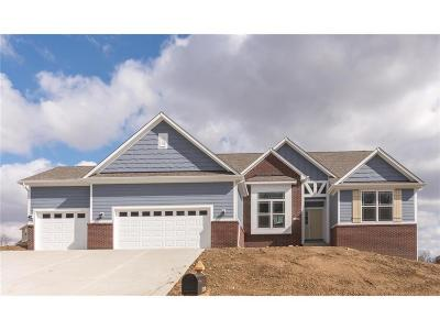 Fishers Single Family Home For Sale: 11349 Sea Side Drive