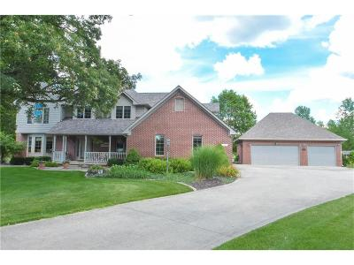Greenfield Single Family Home For Sale: 1692 East Casey Lane