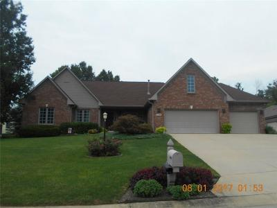 Indianapolis Single Family Home For Sale: 11708 Admirals Lane