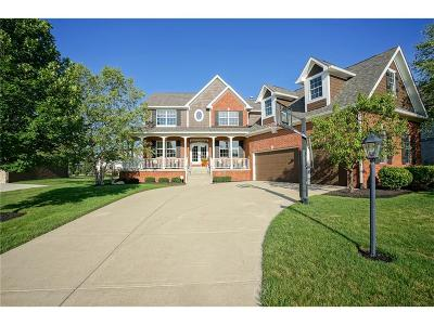 Fishers Single Family Home For Sale: 10278 Forest Meadow Circle