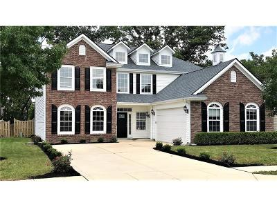 Single Family Home For Sale: 12680 Brookdale Drive