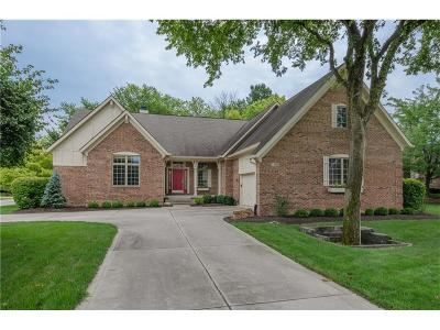 Single Family Home For Sale: 8009 Oakhaven Place