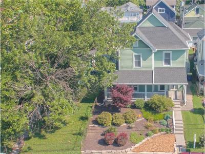 Single Family Home For Sale: 1136 East Ohio Street