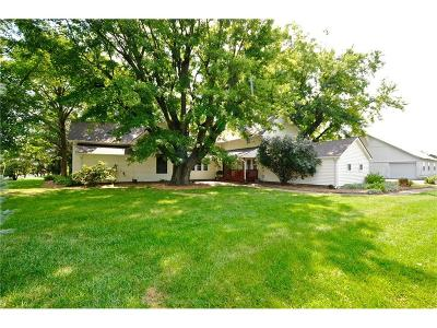 Whiteland Single Family Home For Sale: 1903 West 600 N