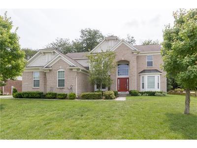 Carmel Single Family Home For Sale: 5973 Osage Drive