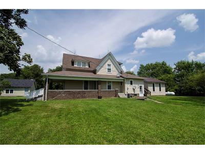 Clinton County Single Family Home For Sale: 7663 North State Road 29