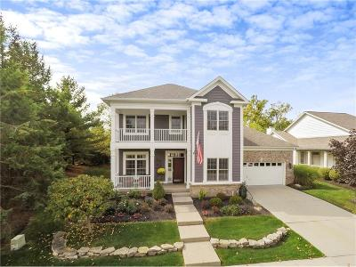 Carmel Single Family Home For Sale: 12610 Overture Drive