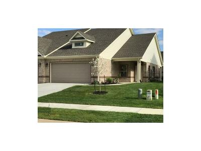 Plainfield Single Family Home For Sale: 5346 Abbington Avenue
