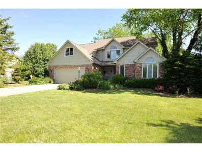 Carmel Single Family Home For Sale: 18 East Greyhound Pass