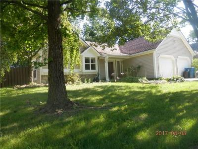 Indianapolis Single Family Home For Sale: 9131 Fireside Drive
