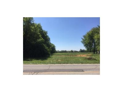 Greenfield Residential Lots & Land For Sale: North Meridian Road