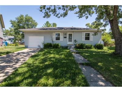 Marion County Single Family Home For Sale: 3531 Lombardy Place