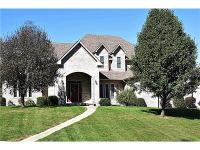 Avon Single Family Home For Sale: 4132 Victoria Lane