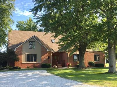 Madison County Single Family Home For Sale: 4462 East 200 N